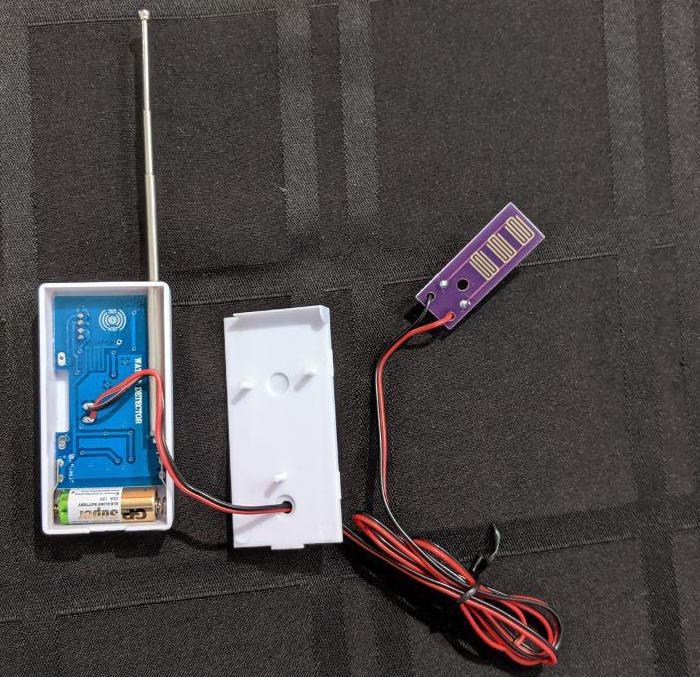 Cheap) 433Mhz Leak Detectors in Home Assistant via Arduino +