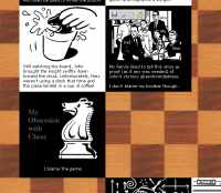 My Obsession With Chess, Scott McCloud