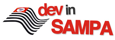 Logo do Dev in Sampa