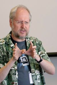 Douglas Crockford, autor de JavaScript: The Good Parts