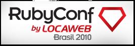 Logo RubyConf 2010