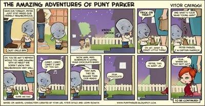 Puny Parker - clique para ler