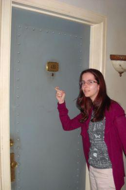 Penny! Knock knock knock! Penny...