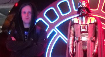 Chester e Vader (clique para outras fotos)